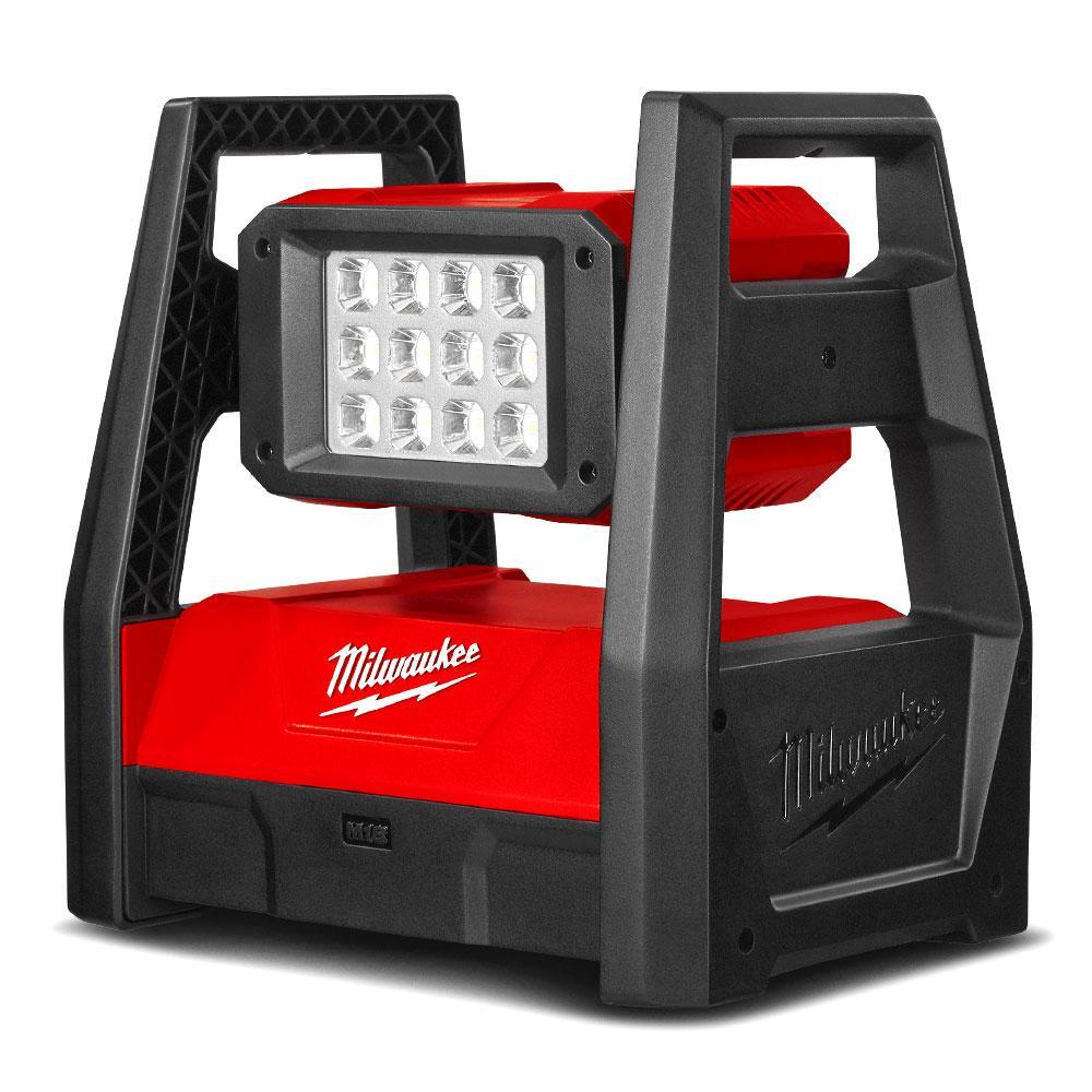 Milwaukee M18HAL 18V LED Area Light 3000 Lumens - Body Only