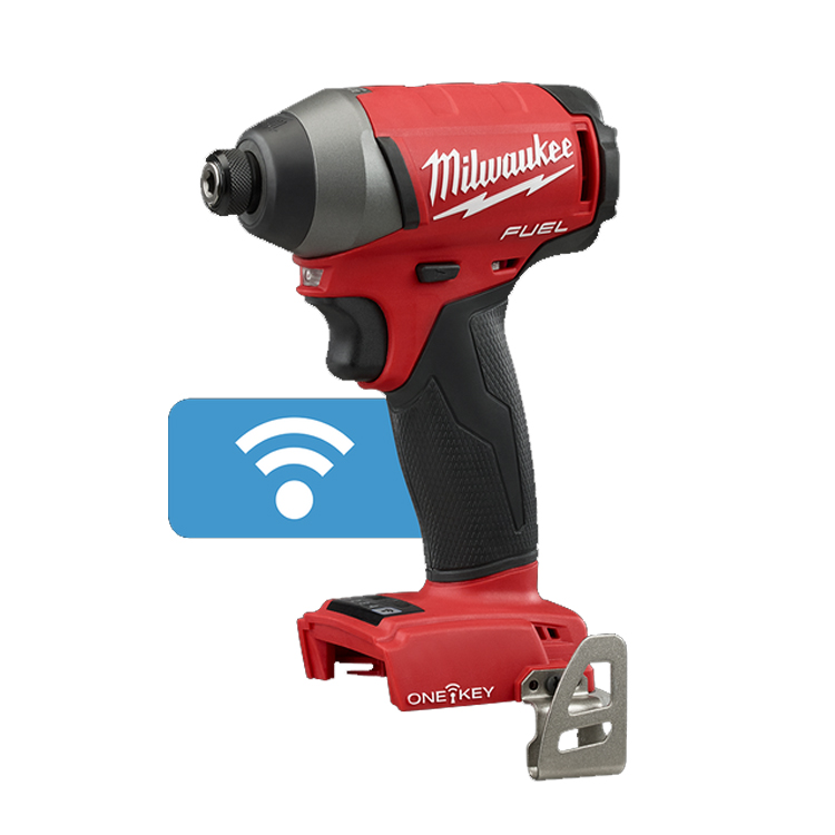MILWAUKEE M18ONEID ONE-KEY 18V FUEL BRUSHLESS IMPACT DRIVER  - BODY ONLY