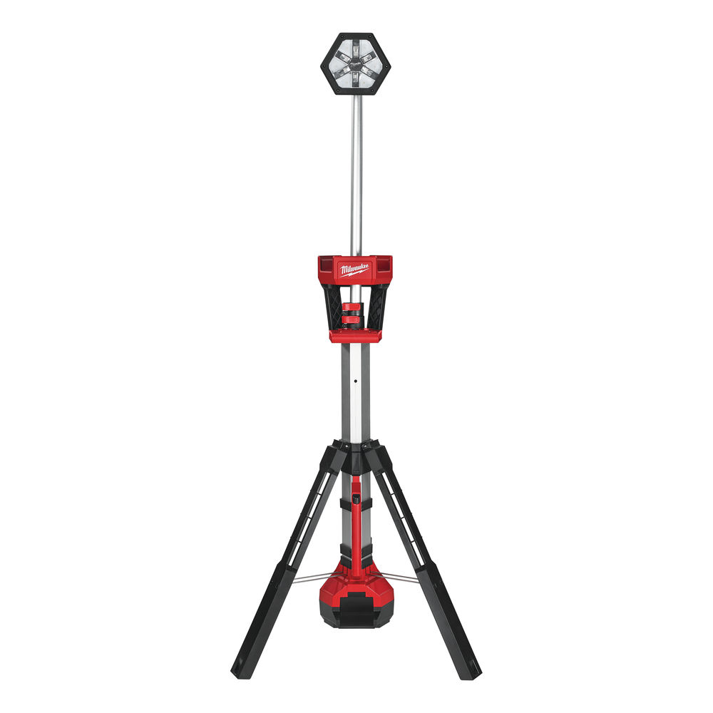 MILWAUKEE 18V LED SITE AREA LIGHT 2000 LUMENS TELESCOPIC - M18SAL - BODY ONLY