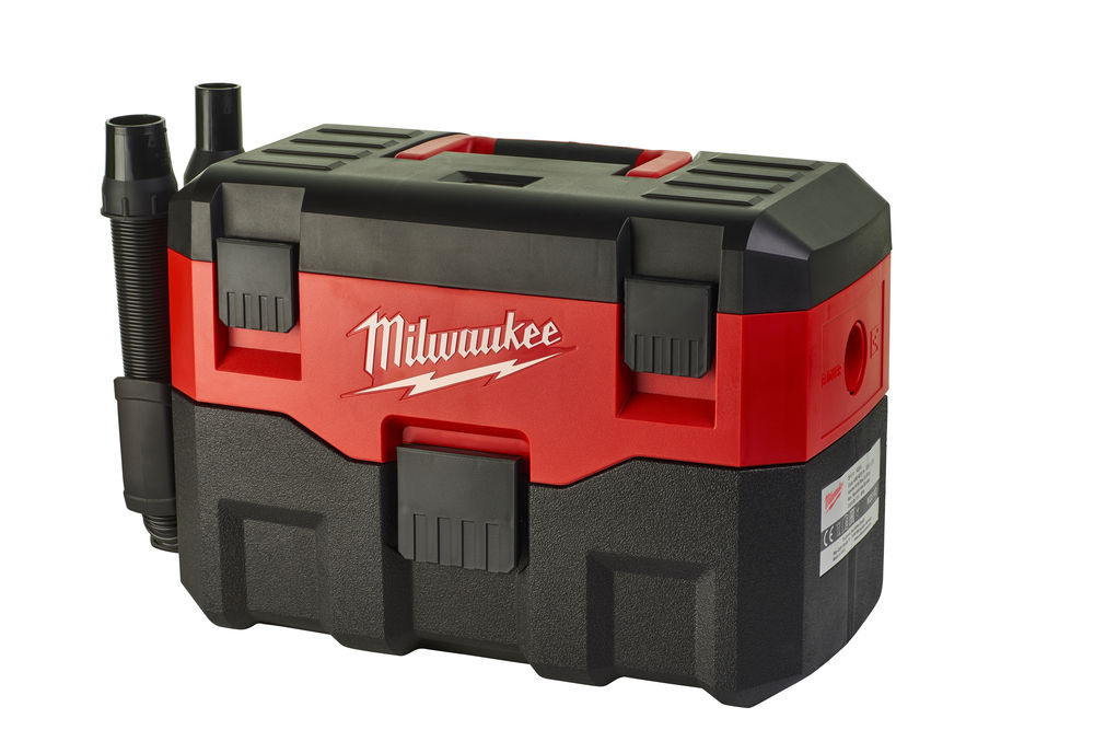 MILWAUKEE 18V HEAVY DUTY 7.5L WET/DRY VAC - M18VC2 - BODY ONLY