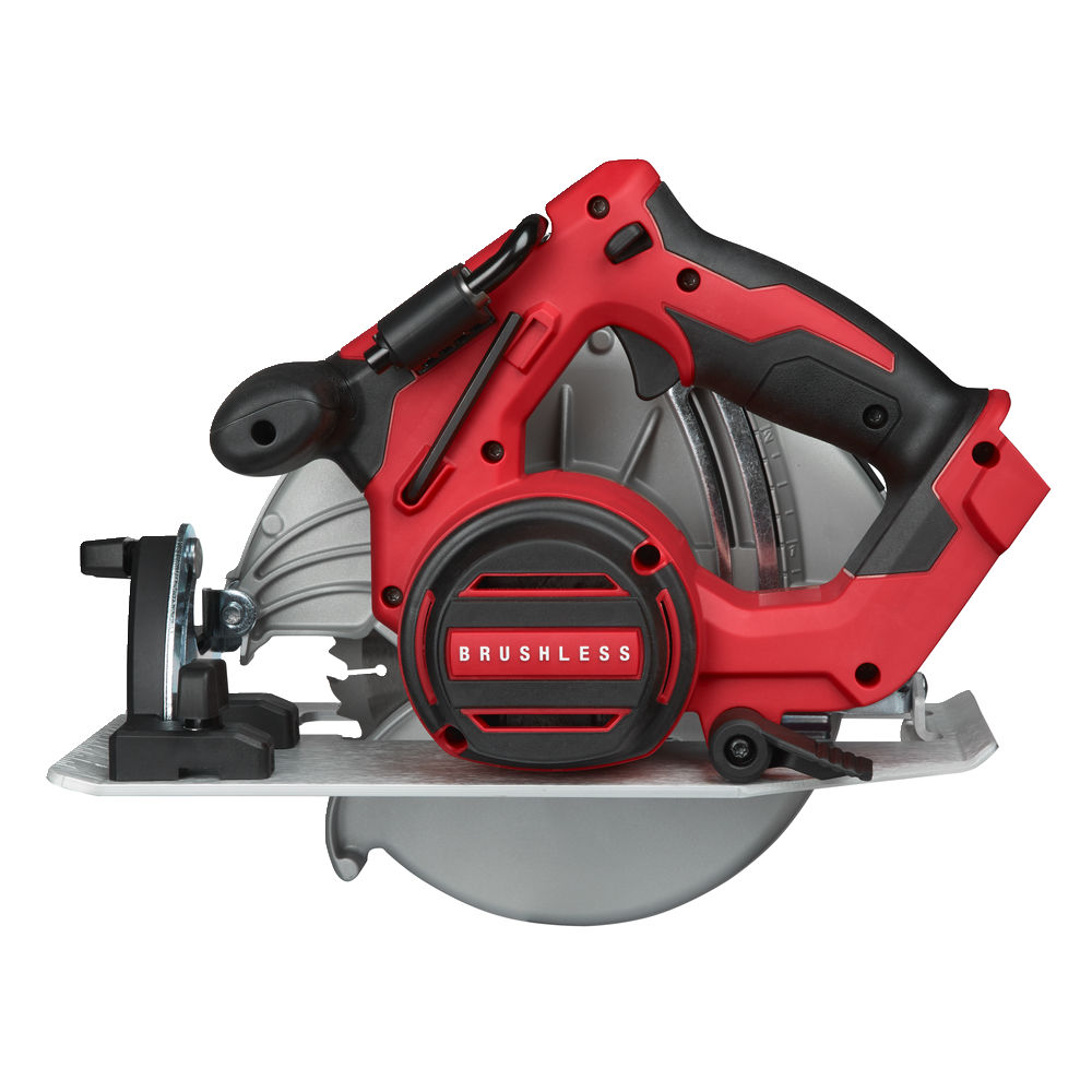 Milwaukee M18BLCS66 18V Brushless 190mm (66mm) Circular Saw for Wood and Plastics - Body Only