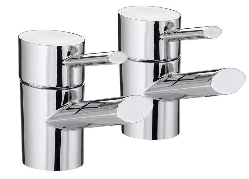 Contemporary Bathroom Taps - Mono Basin, Bidet, Bath Shower Mixer ...