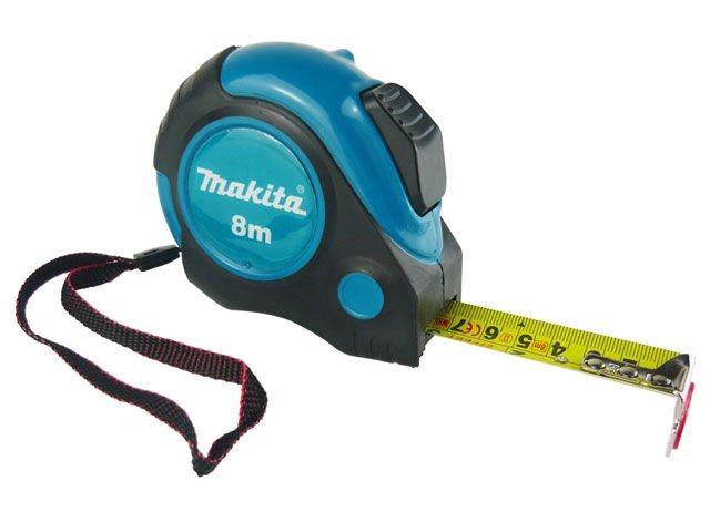 Makita P-73003 Tape Measure 8 Metre / 26ft