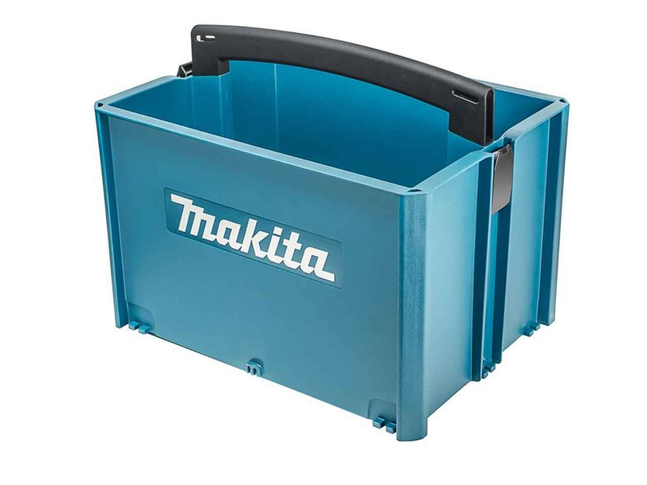 MAKITA STACKING CASE TOTE BOX - P-83842 - 395MM (L) X 295MM (W) X 335MM (H)