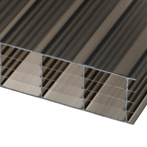 25mm Bronze Polycarbonate Sheet