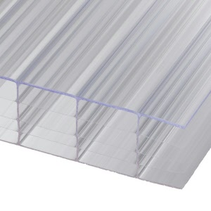 25mm Clear Polycarbonate Sheet
