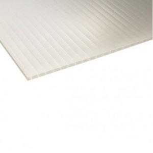 10mm Opal Polycarbonate Sheet