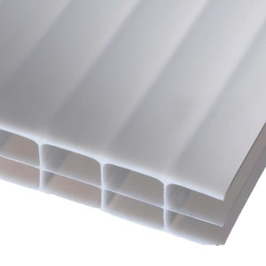 16mm Opal Polycarbonate Sheet