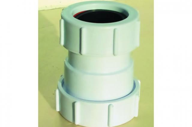 Polypipe Compression Waste 40mm x 32mm Reducer