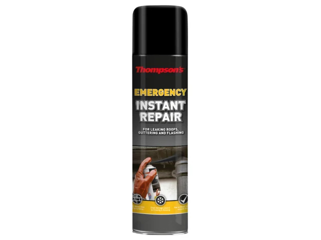 THOMPSON'S EMERGENCY INSTANT REPAIR BLACK 450G