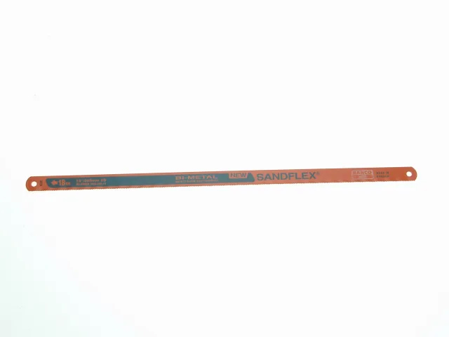 Bahco 3906 Sandflex Hacksaw Blade 300mm 12In x 18Tpi