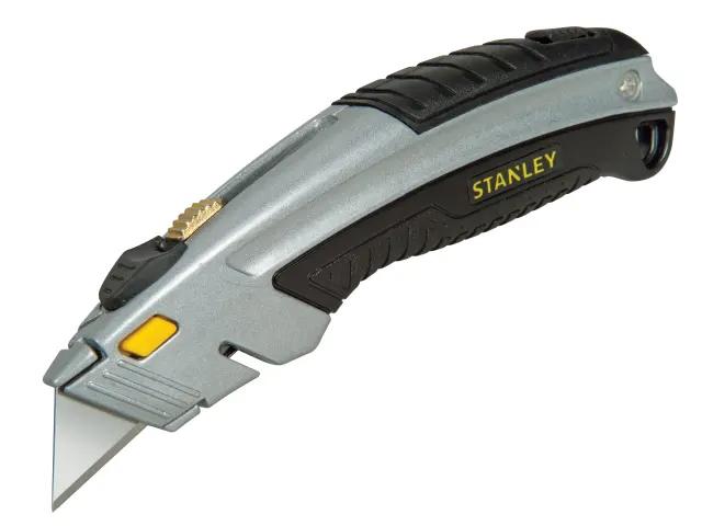 STANLEY INSTANT CHANGE RETRACT KNIFE