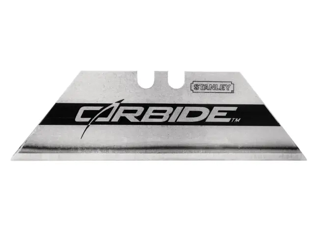 STANLEY CARBIDE KNIFE BLADES (PACK OF 50) 8-11-800