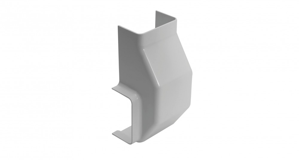 Talon 22mm Double Pipe Cover Cross Over T Connector