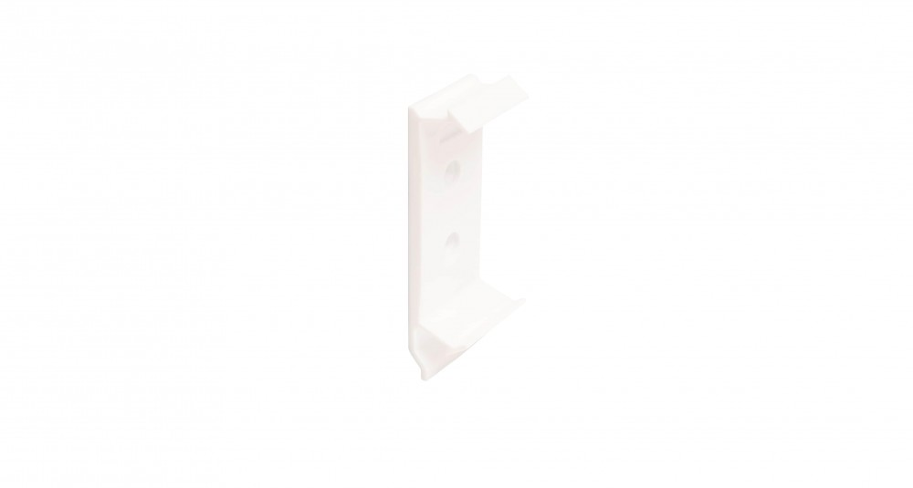 Talon 105mm Direct to Wall Skirting Cover Fixing Bracket