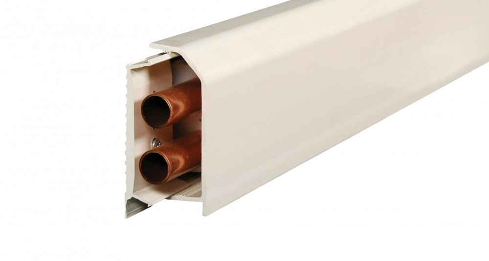 Talon 105mm Direct to Wall Skirting Cover 3 Metre