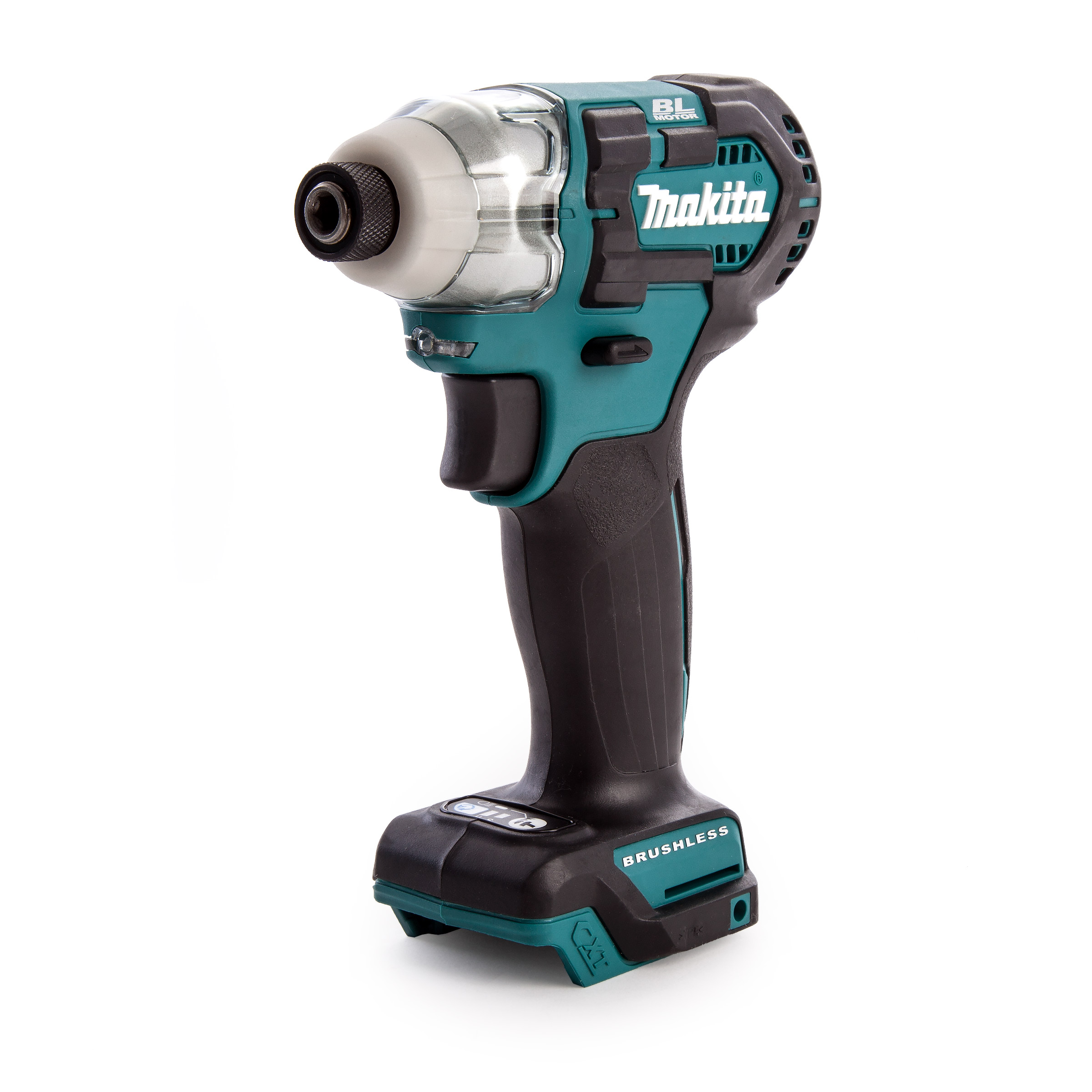 MAKITA 10.8V CXT BRUSHLESS IMPACT DRIVER - BODY ONLY