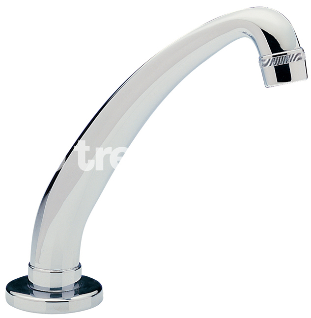 TRE MERCATI CAPRI NON CONCUSSIVE CAST SWIVEL SPOUT CHROME PLATED