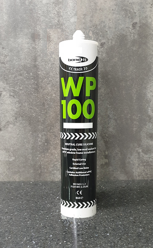 BOND IT WP100 HIGH-QUALITY OXIME SILICONE EU3 - ANTHRACITE