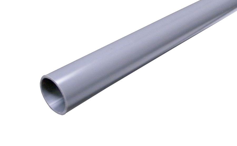 FLOPLAST WS01 32MM ABS SOLVENT WELD WASTE PIPE - GREY