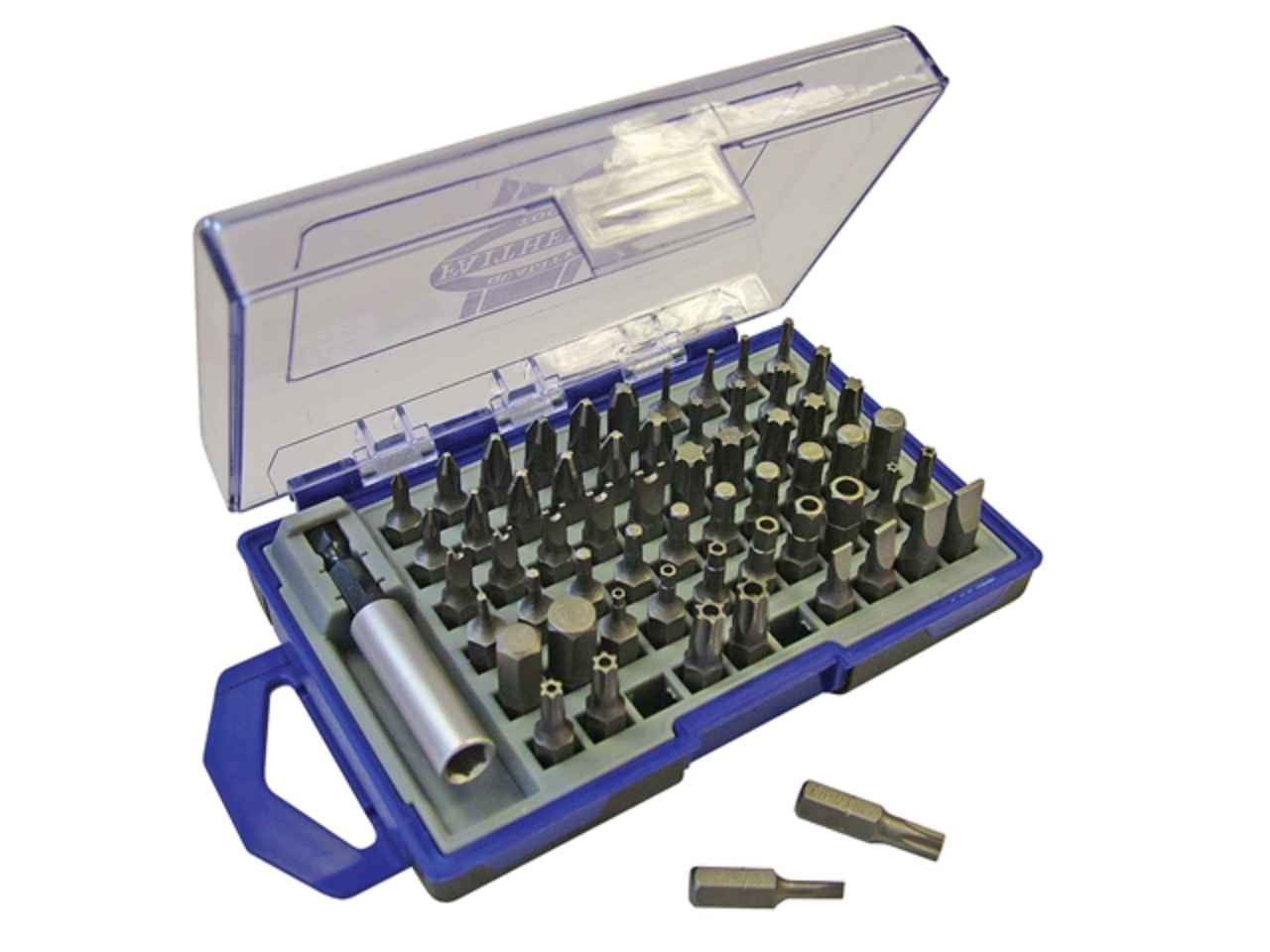 FAITHFULL 61 PIECE SECURITY BIT SET - XMS19SECB61