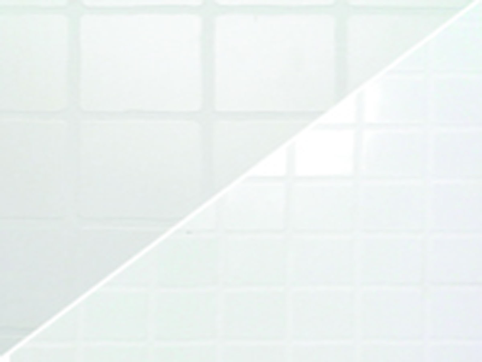 TILEPANEL EMBOSSED 2440MM X 1220MM WHITE (LARGE MATT / SMALL GLOSS)