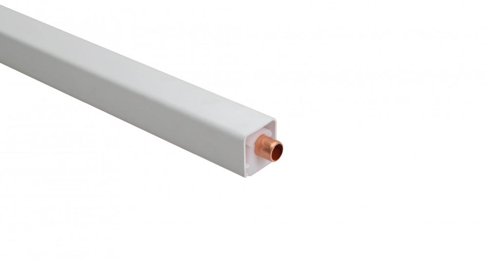 Talon 15mm Single Pipe Cover 3 Metre